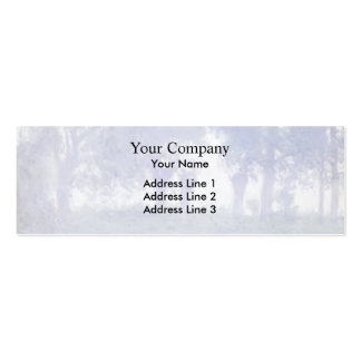 Morning Mist by Guy Rose Business Cards