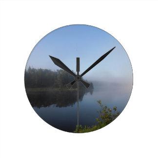 Morning Mist Clocks