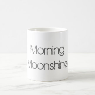 Morning Moonshine Coffee Mug