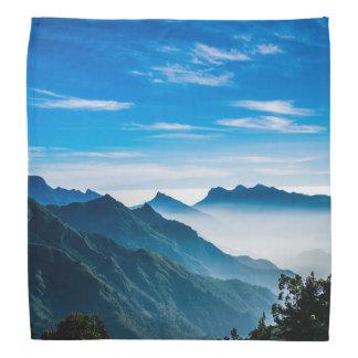 Morning Mountain Mist Bandana