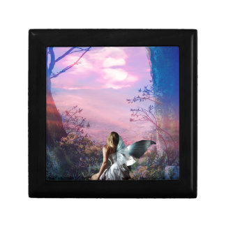 MORNING MYST SMALL SQUARE GIFT BOX