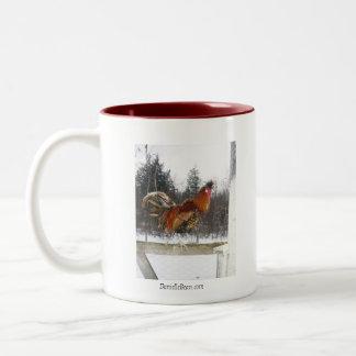 Morning Offering Rex Mug