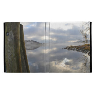 Morning on River IPAD Case