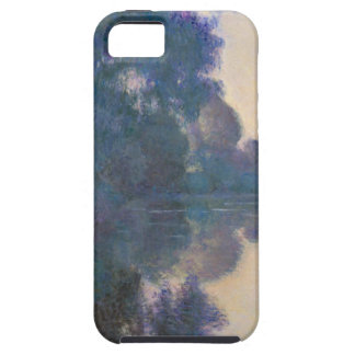 Morning on the Seine near Giverny - Claude Monet.j Tough iPhone 5 Case