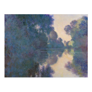 Morning on the Seine near Giverny Postcard