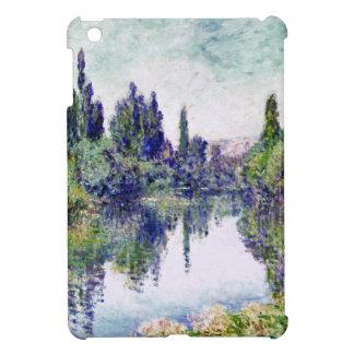 Morning on the Seine, near Vetheuil - Claude Monet iPad Mini Covers