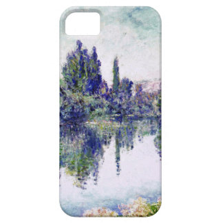 Morning on the Seine, near Vetheuil - Claude Monet iPhone 5 Cover