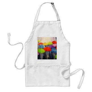 Morning rain standard apron