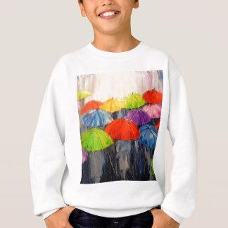 Morning rain sweatshirt