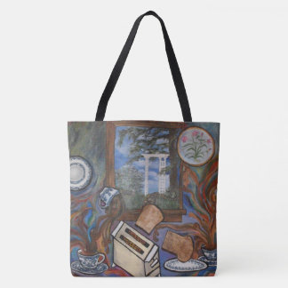 Morning Rush Tote Bag