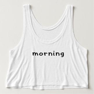 Morning Singlet