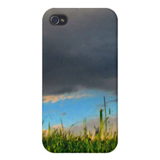 Morning Sky - iPhone 4 case