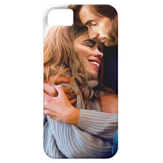 Morning Snuggle iPhone 5 Cover