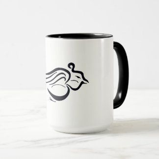 MORNING SONG BIRD COFFEE MUG