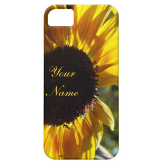 Morning Sunflower Customizable Barely There iPhone 5 Case