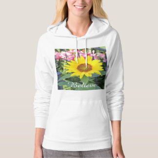 Morning Sunflower Hoodie