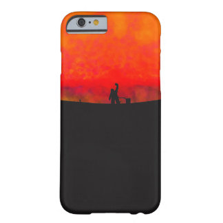 Morning sunrise barely there iPhone 6 case