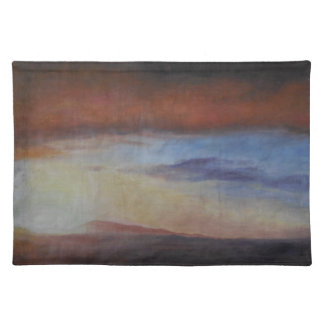 Morning Sunrise Cloth Placemats