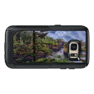 morning sunrise olympic peninsula Cape Flattery OtterBox Samsung Galaxy S7 Case