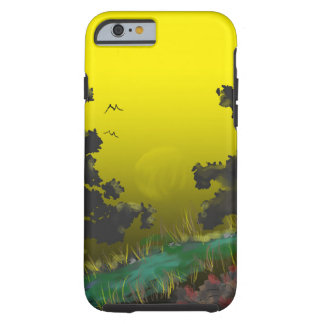 Morning Sunrise Tough iPhone 6 Case