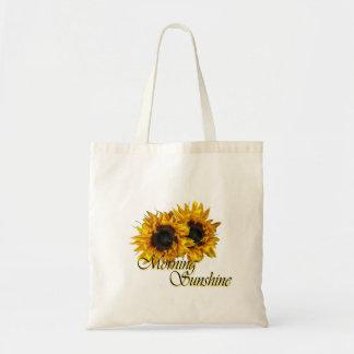 Morning Sunshine... Tote Bag