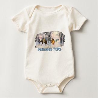 Morning Tears Baby Bodysuit