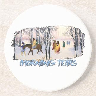 Morning Tears Coaster