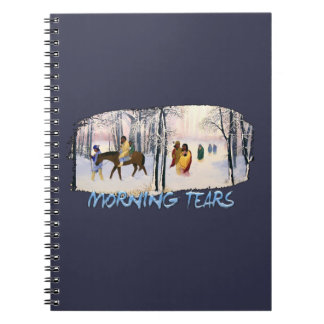 Morning Tears Notebook