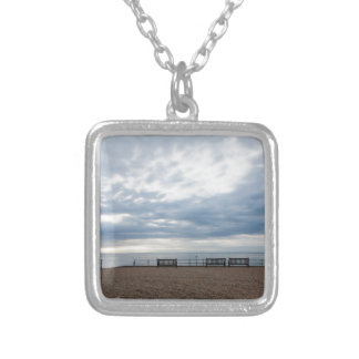 Morning view from Kingsdown Silver Plated Necklace