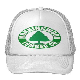 Morning Wood Lumber Company Hats