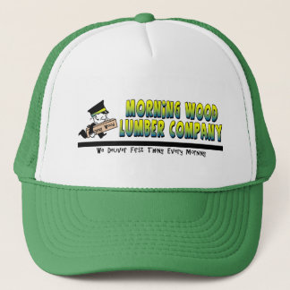 Morning Wood Lumber Company Trucker Hat