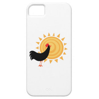 MorningRooster_Base iPhone 5 Case