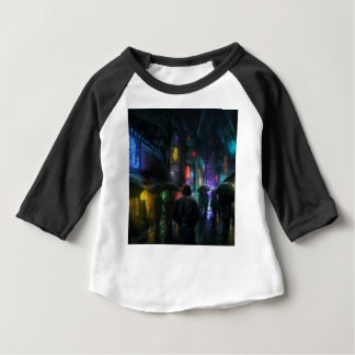 Mornings For People Of The Night Baby T-Shirt