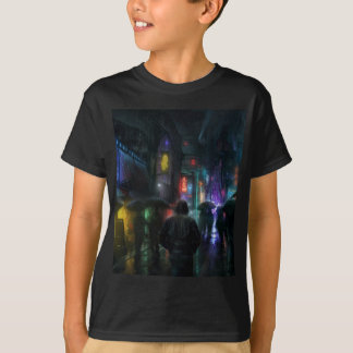 Mornings For People Of The Night T-Shirt