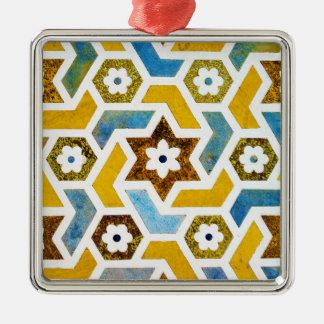 Moroccan Bliss Metal Ornament