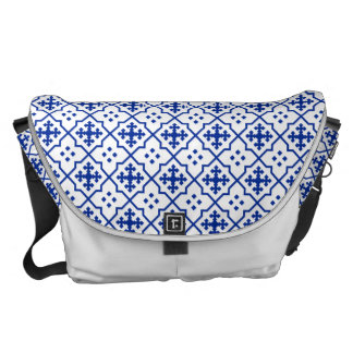 Moroccan Blue Commuter Bags