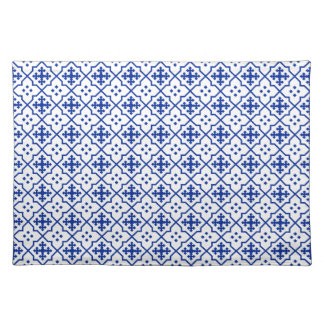 Moroccan Blue Placemat