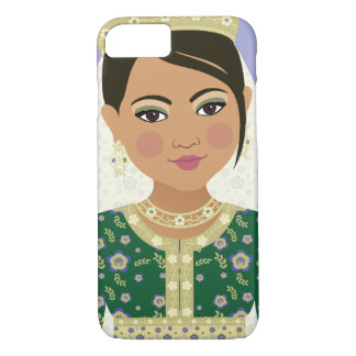 Moroccan Bride Matryoshka Case iPhone 5 Covers