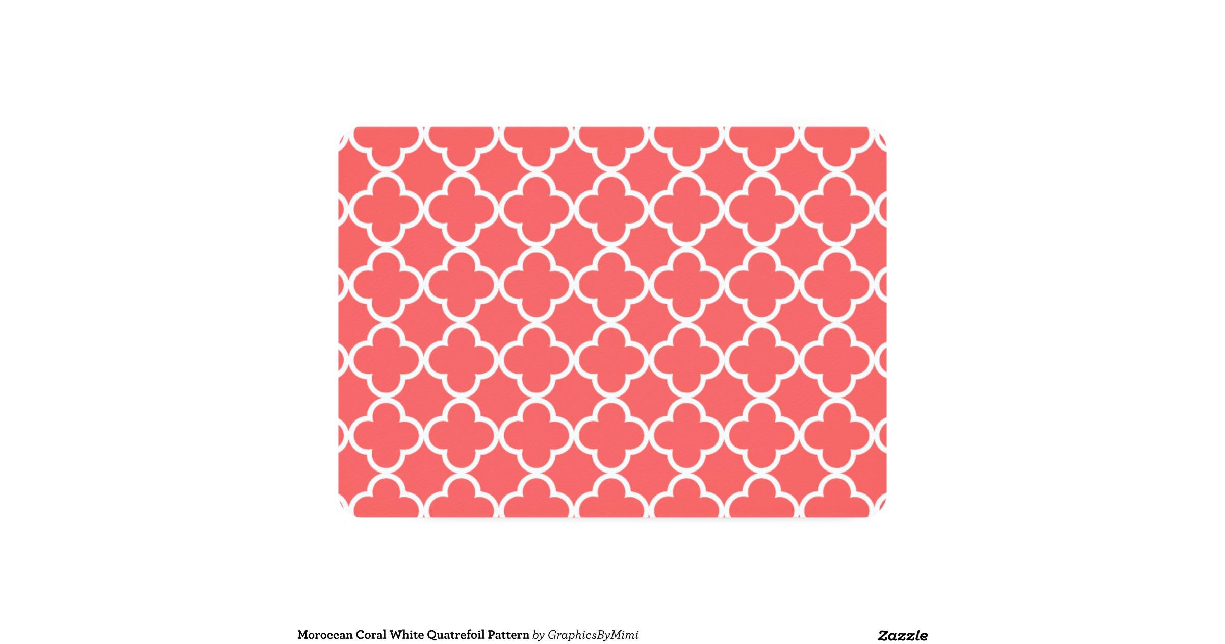 Snap Quatrefoil Pattern Invitations Announcements Zazzle.com.au ...