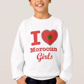 Moroccan  design sweatshirt