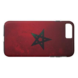 moroccan flag case