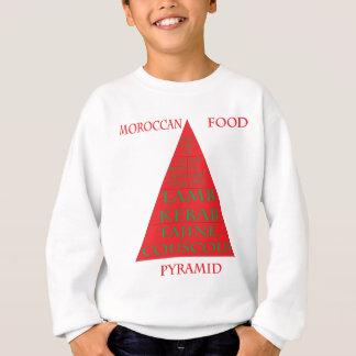 Moroccan Food Pyramid Sweatshirt