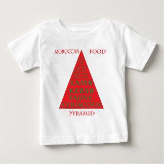 Moroccan Food Pyramid T Shirt