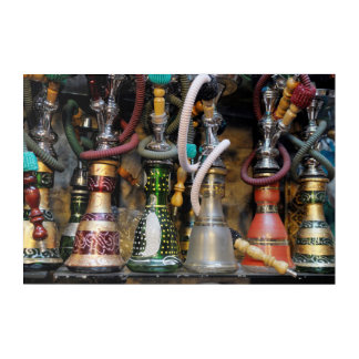 Moroccan Hookahs For Sale Acrylic Print
