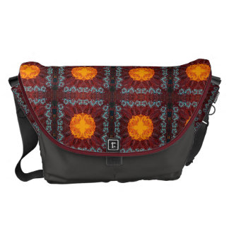 Moroccan Inspired Design Courier Bag