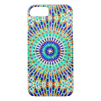 Moroccan Mandela design iPhone 7 Case
