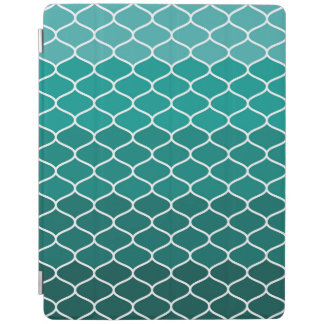 Moroccan pattern iPad cover