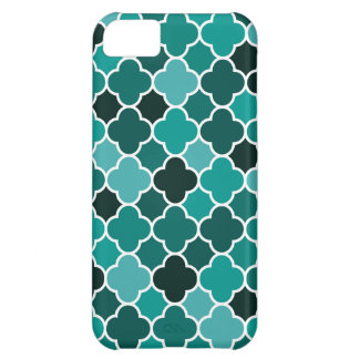 Moroccan pattern iPhone 5C case