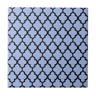Moroccan pattern lavender tile
