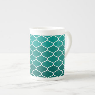 Moroccan pattern tea cup